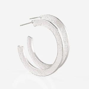 HAUTE Glam - Silver Earrings